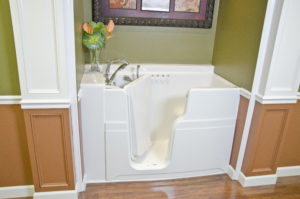 The Benefits of a Walk-In Tub