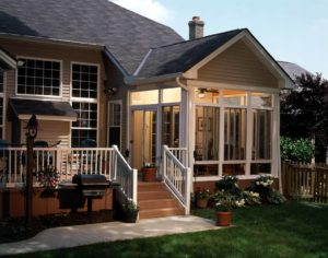 Benefits of Adding a Sunroom